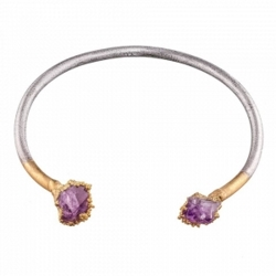 Purple Spalsh Ring